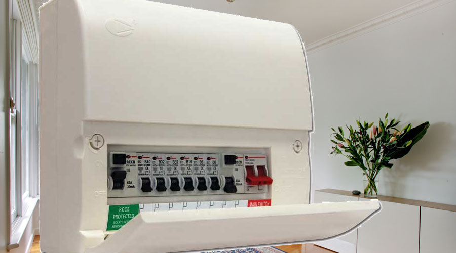 Fuse Box Upgrade Cost | Fixed Prices from £397.00 | Your Electrician Main Fuse Box Cost on